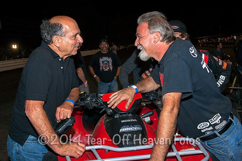 Keith Kunz And David Abreu